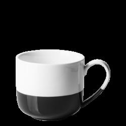 Mug 280 ml / 80mm - FLOW Lunasol black/white