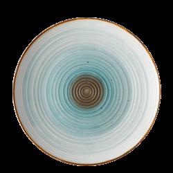 Flat Plate Coupe 280 mm Spiral - Gaya RGB Rustico gloss Lunasol