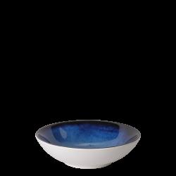 Deep Plate Coupe 195mm - Gaya RGB Ocean gloss Lunasol