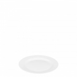 Flat plate 17 cm - Premium Platinum Line