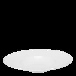 Gourmet plate deep 30 cm - Premium platinum line