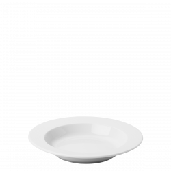 Plate deep Relief 22.5 cm - Hotel Inn Chic