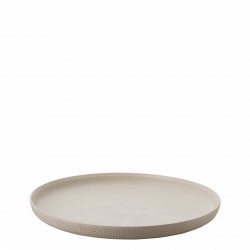 Flat plate Coupe 25 cm - Flow Organic