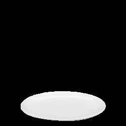 Plate oval 22 cm - Premium Platinum Line