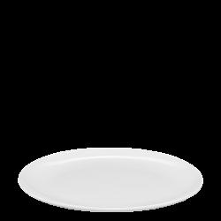 Plate oval 26 cm - Premium Platinum Line