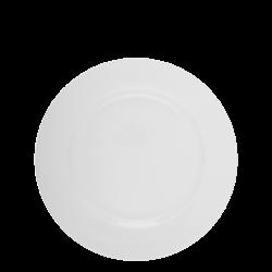Flat plate 26cm - Lunasol Hotelporzellan uni white