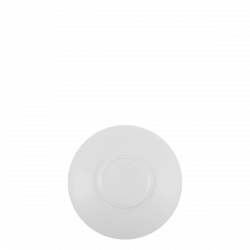 Saucer Combi 16 cm - Lunasol Hotel porcelain uni white