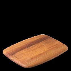 Cutting Board Teak 35.6 x 27.9 x 1.9 cm - GAYA Wooden