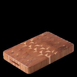 Cutting Board Teak 30.5 x 20.3 x 3.8 cm - GAYA Wooden