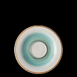 Coffee Saucer 15,5 cm - Gaya RGB Rustico gloss Lunasol