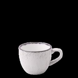 Mocca Cup 9 cl - Gaya Atelier light grey speckled