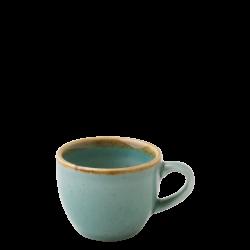 Mocca Cup 90ml - Gaya Sand turquoise Lunasol