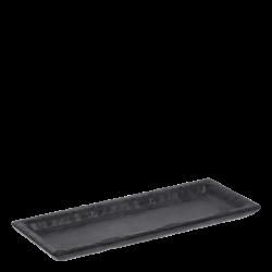 Tray rectange medium 24.4 x 9.8 cm - FLOW Melamin