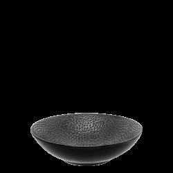 Deep Plate Coupe 19.5 cm - FLOW Raised Structur black / grey