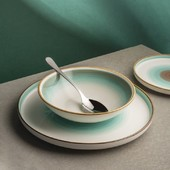 Kráčajte so súčasnými trendmi ✅ Vyzdobte svoj interiér jedinečnými taniermi Rustico z línie Gaya ▶ https://bit.ly/2NeXDfh#gastrofactory #gastroart #gastropartner