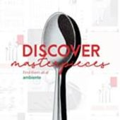 EXPLORE INNOVATIVE TRENDS OF 2020 🍽️ Visit us at Ambiente from 7th to 11th February and discover trendy colours, innovative dinnerware and unique pieces of cutlery. Or just come to be inspired by the latest trends in table top design and get to know our novelties. We are looking forward to meeting you in Hall 4.0, Stand B62. 😊 find out more here ► www.solaswiss.com