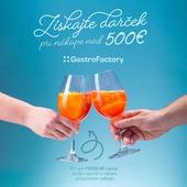 ✔️ ZÍSKAJTE DARČEK PRI NÁKUPE NAD 500 € Nakupovať na Gastrofactory.eu sa jednoducho oplatí👍 Pri objednávke nad 500 € s osobným vyzdvihnutím v našej predajni vás teraz odmeníme 40 pohármi Premium Crystal. Vybrať si môžete až z troch rozmerov ➡️ https://bit.ly/324tROL