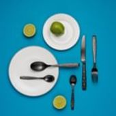 Bring drama to your dining room. This unique Gaya cutlery set has a simple, ergonomic design, but what makes this cutlery special is its black matt finish which is suitable for modern interiors. . #cutlery #tableware #tablesetting #table #kitcheninspiration #silverware #cutleryset