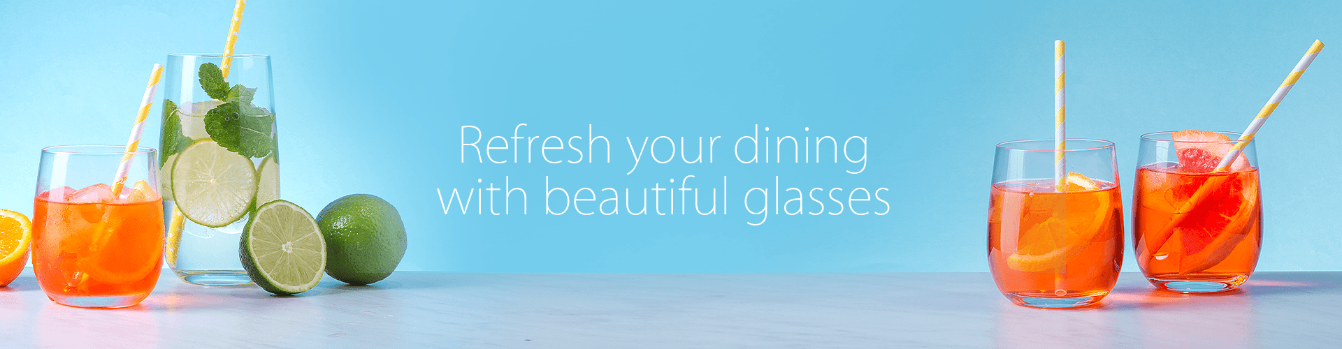 Discover discounts on glass