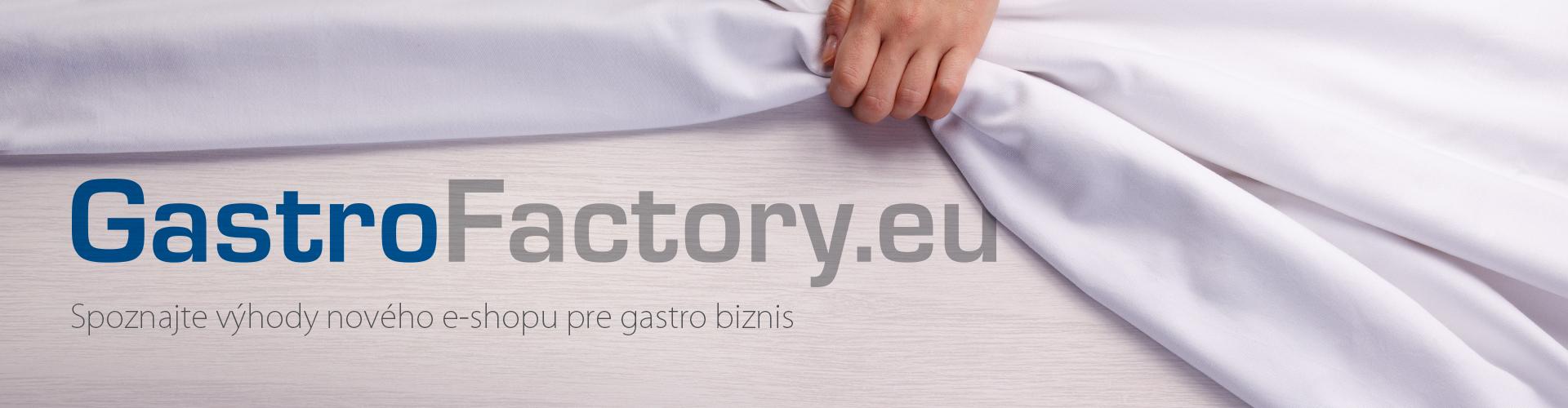 Spustili sme GastroFactory.eu